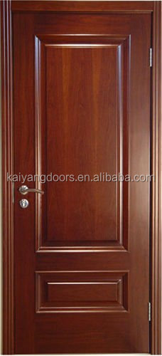 Top quality Interior wood veneer <strong>panel</strong> design <strong>door</strong>