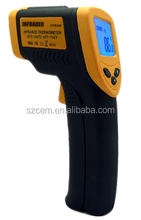 Infrared Thermometer Theory and Household Usage gun infrared thermometer -50-380 Degree DT8380 from cheerman factory