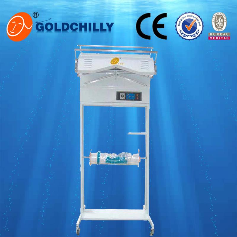 automatic garment bagging machine