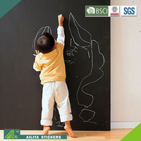 High quality lovely designs writable customized multifunctional removable chalk for blackboard