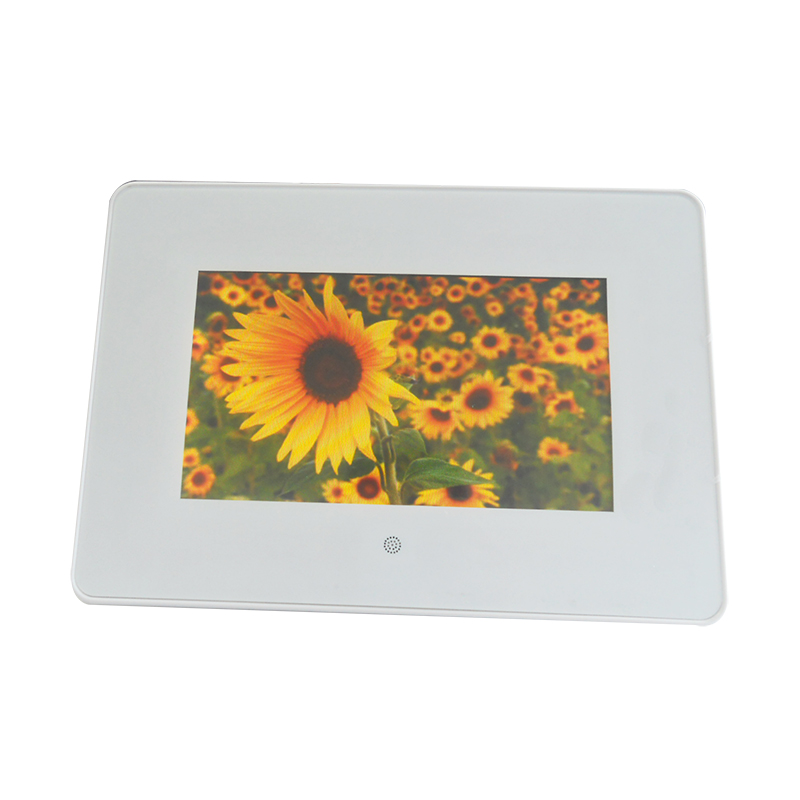best selling 7 inch TFT LCD DPF /Metal aluminum alloy multifunction digital photo frame