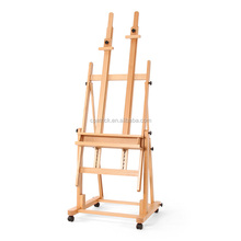 High Quality Professional Artist Master wooden Drawing Painting studio easel