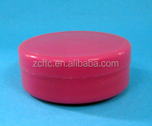 empty small plastic container for wipe