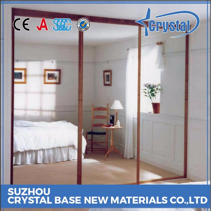 Strict QC Bathroom Door Glass Toughened In China