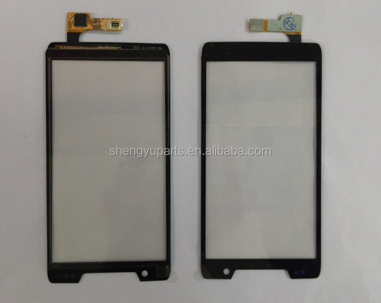 Mobile Phone Spare Parts For Motorolar RAZR D3 XT919 XT920 Touch Digitizer Lens Screen