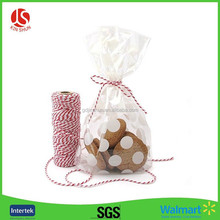 plastic food bags wholesale heat sealing candy wrapper
