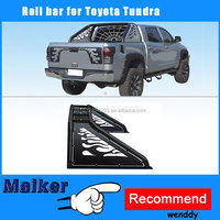 Roll bar For Toyota Tundra pickup 4x4 accessories from maiker manufacturer