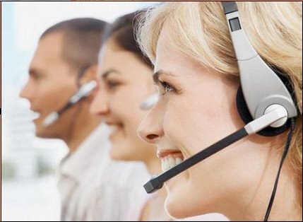 Call Center Phone System
