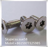 Factoty direct sales :double ended screw bolt
