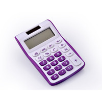 8 Digit Solar Energy Calculator,Plastic Goods,Manufactured Goods Definition