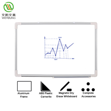 home Multifunction dry-erase kids whiteboard / children magnetic whiteboard