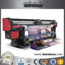 Inkjet Manufacturer PVC film uv glass printing machine