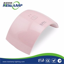 CE ROHS Certificated Nail dryer UV LED LAMP 220V