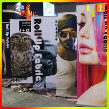 Economic Roll Up Display,outdoor advertising led display banner prices
