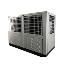 China Air Cooler Cooled Recirculating Water Screw Chiller Manufacture