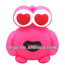 4gb character cartoon pen drive lovely shaped