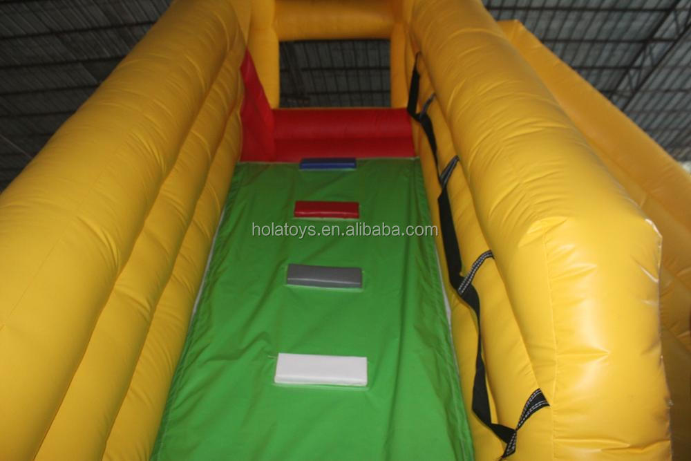 Hola new inflatable bouncers/bouncy castle/inflatable adult bounce house