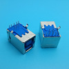 90 degree colours USB 3.0 Female B Type 9 Pin DIP Right Angle PCB Connector