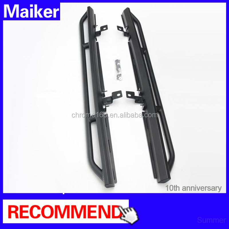 Maiker 10th annivesary side step side bar for jeep wrangler JK 2007+ accessories