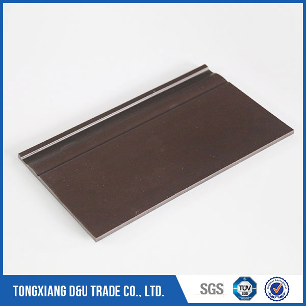 Custom Design Plastic PVC Baseboard Wall Corner Guard