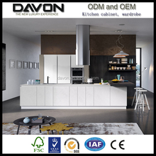 Custom made Germany European hot sale modular small kitchen designs of kitchen hanging cabinets accessories