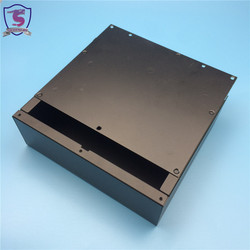China custom electronic cheap metal aluminum cases