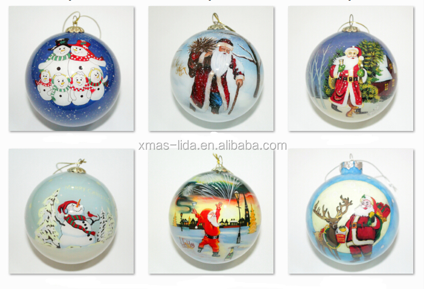 Hecho a mano de arbol de navidad adornos suministros de - Adornos de navidad hechos a mano ...