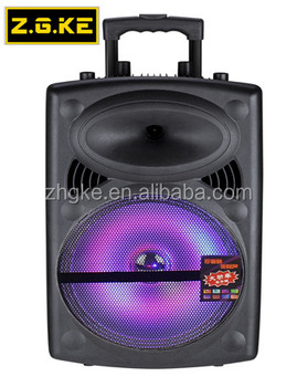 Bluetooth speaker with microphone,speaker bluetooth plastic metal with LED light