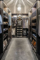 custom wardrobe walk in closet for your house project
