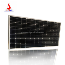 monocristalline solar cell with solar junction boxes