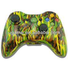 Hydro dipping replacement parts for xbox360 game controller camo design