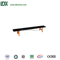 Best price fitness equipment indoor wood gym bench for sale