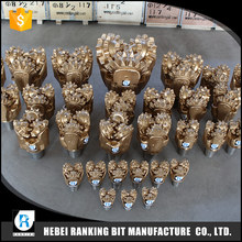 "6'' 8-1/2"""" 9 3/7"""" 13 1/8'' iadc 517 carbon oil well stainless steel/milled tooth drill bit for soft formation"