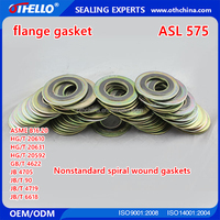 high quality stainless steel exhaust spiral wound gaskets