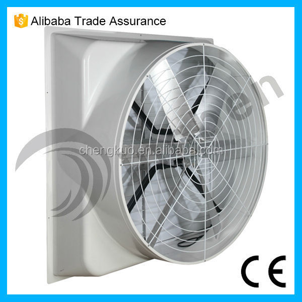 industrial greenhouse roof air fan extractor