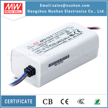 mean well low cost led driver APV-12-5 12W 5V led lighting driver