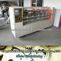 Thin- knife paper separating and line pressing machine