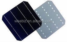 Single crystal silicon solar cells offered from Shen zhen factory