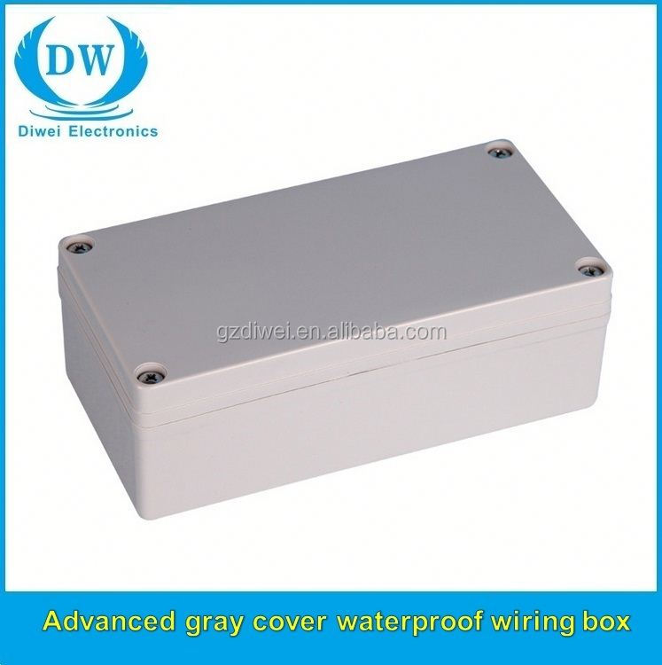 Factory sale custom design extruded aluminum enclosure in many style