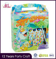 Paper Theme Birthday Party Set For Kids