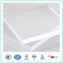 Super Clear Anti Uv Low Iron Tempered Glass For Building 4mm , 5mm , 6mm , 8mm