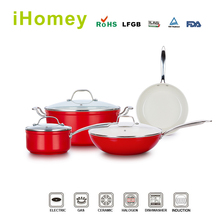 Kitchen accessories Stainless steel handle indian hot pot / Thailand cooking pot