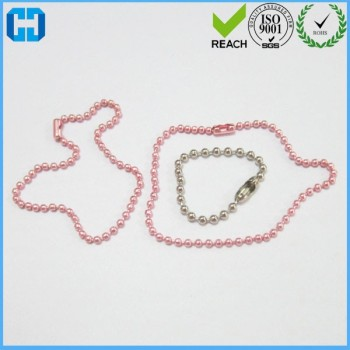 Heavy Duty Iron Ball Bead Chain Made In Chain