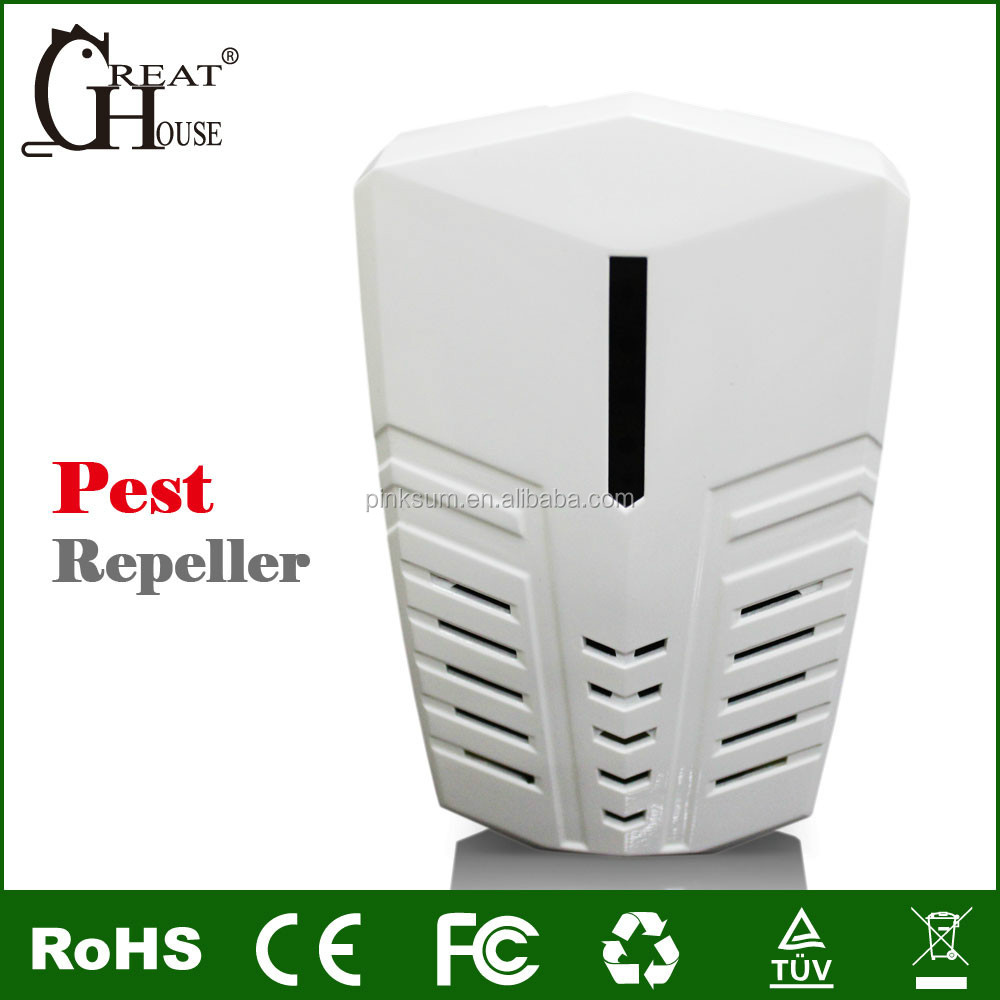 GH-701 4 IN 1 Multifunctional Electronic Pest Control Rat Repeller Mosquito Repeller