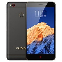 Drop Shipping ZTE Nubia N1 3GB RAM 64GB Fingerprint 5.5 inch Android 7.0 MTK Helio X20 Deca Core 4G mobile phone