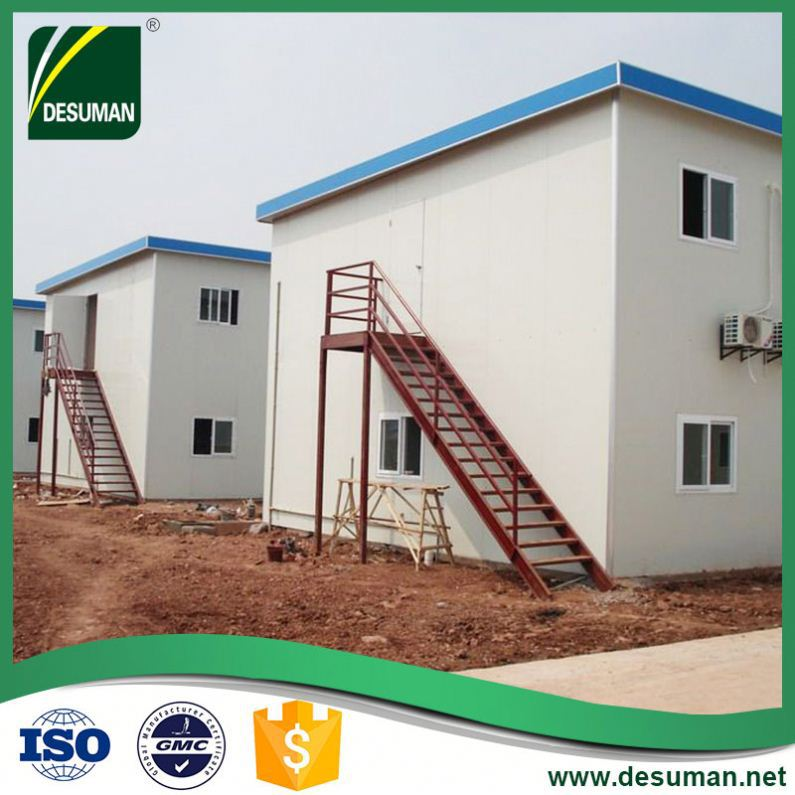 DESUMAN best selling Russia steady structure modular prefab houses