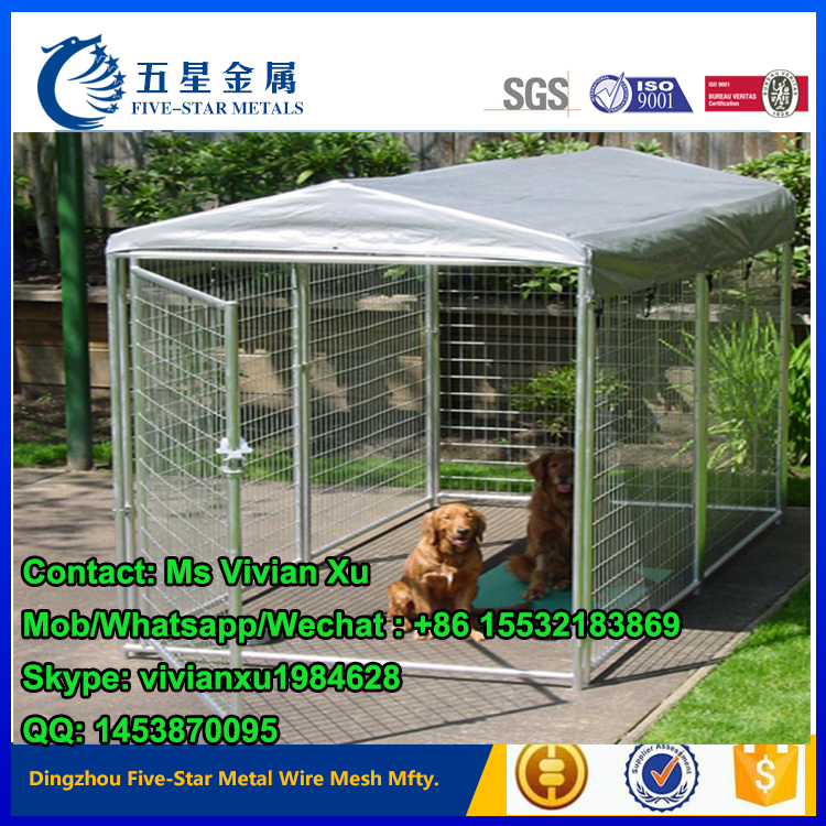 Large Metal Chicken Run 3mx6m 10ftx20ft Walk in Coop for Hen Poultry Rabbit Dog