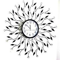 2015 factory price custom decorative modern extra large wall clocks