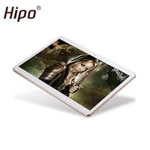 Hipo 10.6 Inch 1366*768 Ips Gps Dual Sim Wcdma Gsm 3G Sim Card Slot Phablet Quad Core Tablet Pc With Flashlight