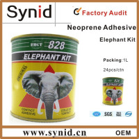 Elephant kit glue Contact Adhesive/Contact Cement/Rubber Glue 3L